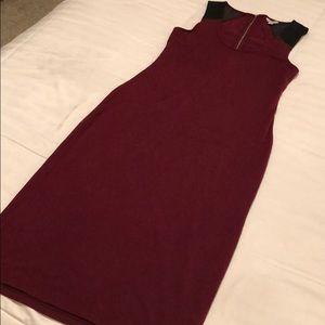 Guess Long Cotton Dress